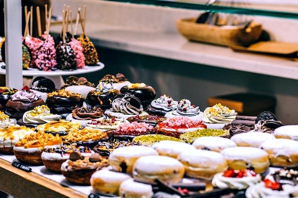 Epatez vos salariés avec un buffet sucré !