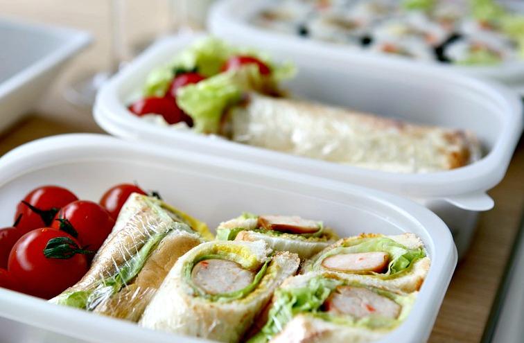 Des déjeuners BIO directement livrés sur votre lieu de travail