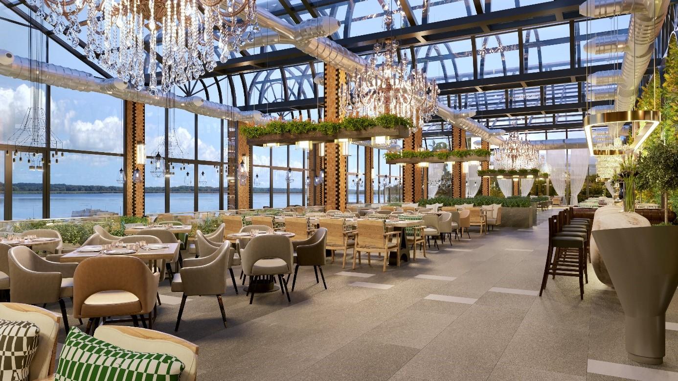 mobilier restaurant hotel